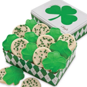 NEW! St. Patrick's Day Gift Tin