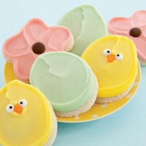 Spring Cookies!