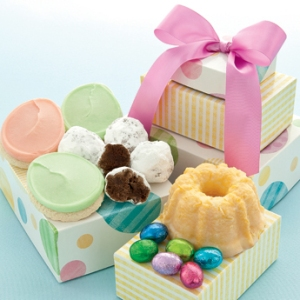 Mrs Beasleys Easter Sampler Gift Tower