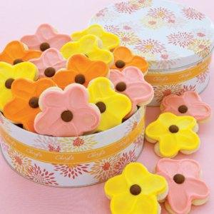 Spring Blooms Gift Tin