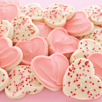 Crafty Cookies for Valentine's Day | Cheryl's Cookies and ... Cheryls