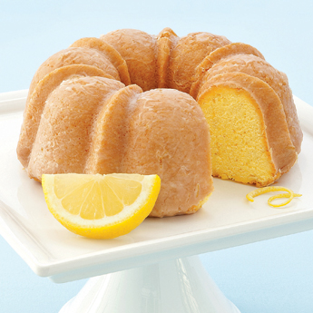 Miss Grace Lemon Bundt Cake