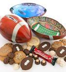 Cheryl's Football Gift Tin of Treats