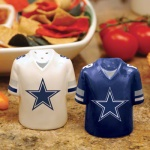 The Memory Company NFL Salt & Pepper Shakers