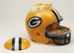 Gold Star Games NFL Snack Helmet