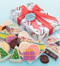 Birthday Fun Fancy Cookie Gift