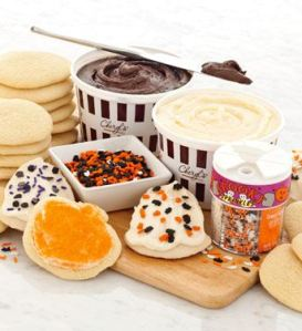Halloween Cutout Cookie Kit