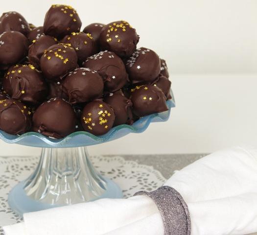 Buttercream Truffles