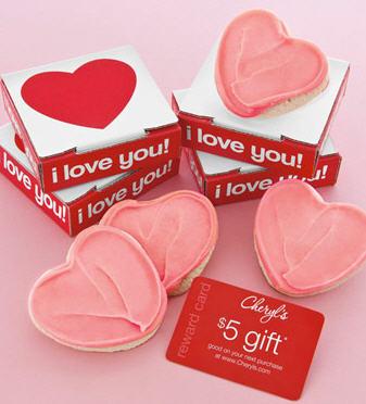 Love Cookie Card