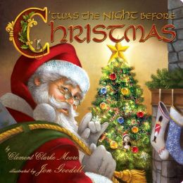 Book: Twas the Night Before Christmas