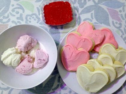 Valentine's Day Ice Cream Sandwich Recipe