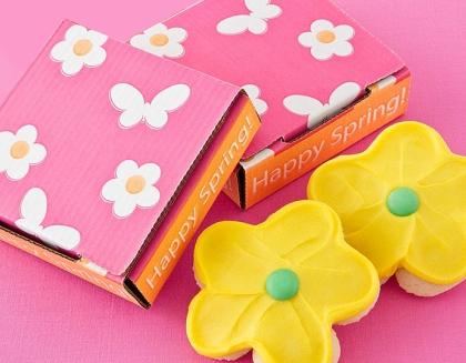 Cheryl's Cookie Flower Card