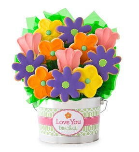 Cheryl's Cookie Flower Pot