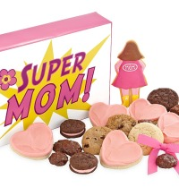 Mother's Day Super Hero cookies