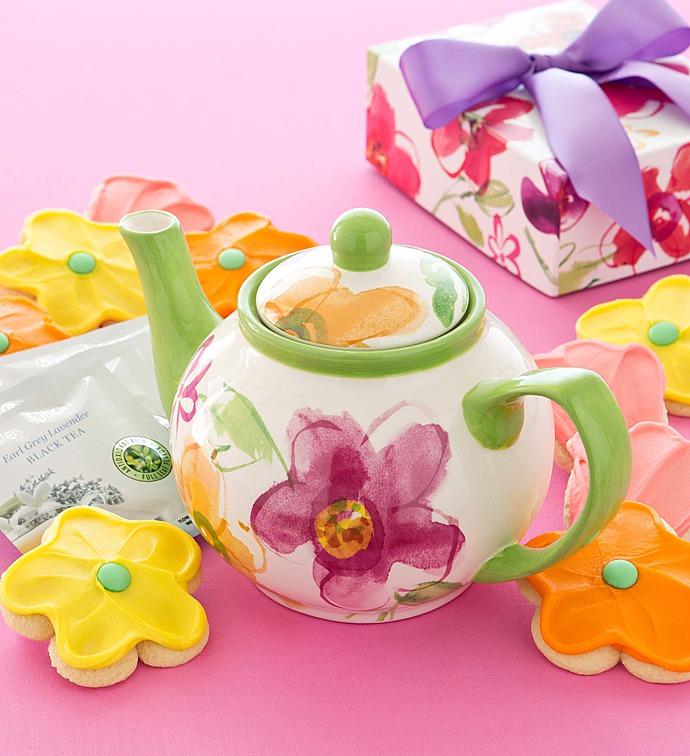 Cheryl's Teapot Gift