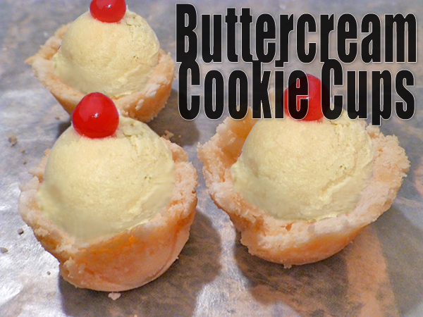 how-to-make-buttercream-cookie-cups